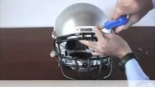 Xenith X1 Football Helmet - Facemask Replacement