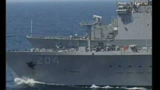 第7艦隊による、アメリカ最大の前方展開艦隊「アメリカ第7艦隊」の任...
