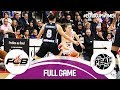 Carolo Basket (FRA) v PEAC-Pécs (HUN) - Full Game - EuroCup Women 2017-18