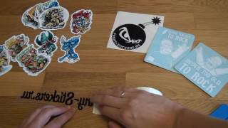 Как правильно клеить виниловые наклейки(, 2016-07-31T14:59:23.000Z)