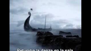 TÝR - Ormurin Langi (sub spanish)