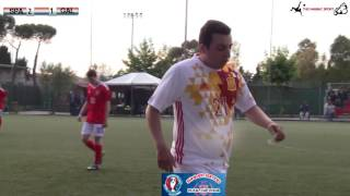 Spagna vs Galles