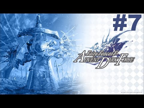 Fang the Party Animal -Fairy Fencer F Advent Dark Force Episode 7