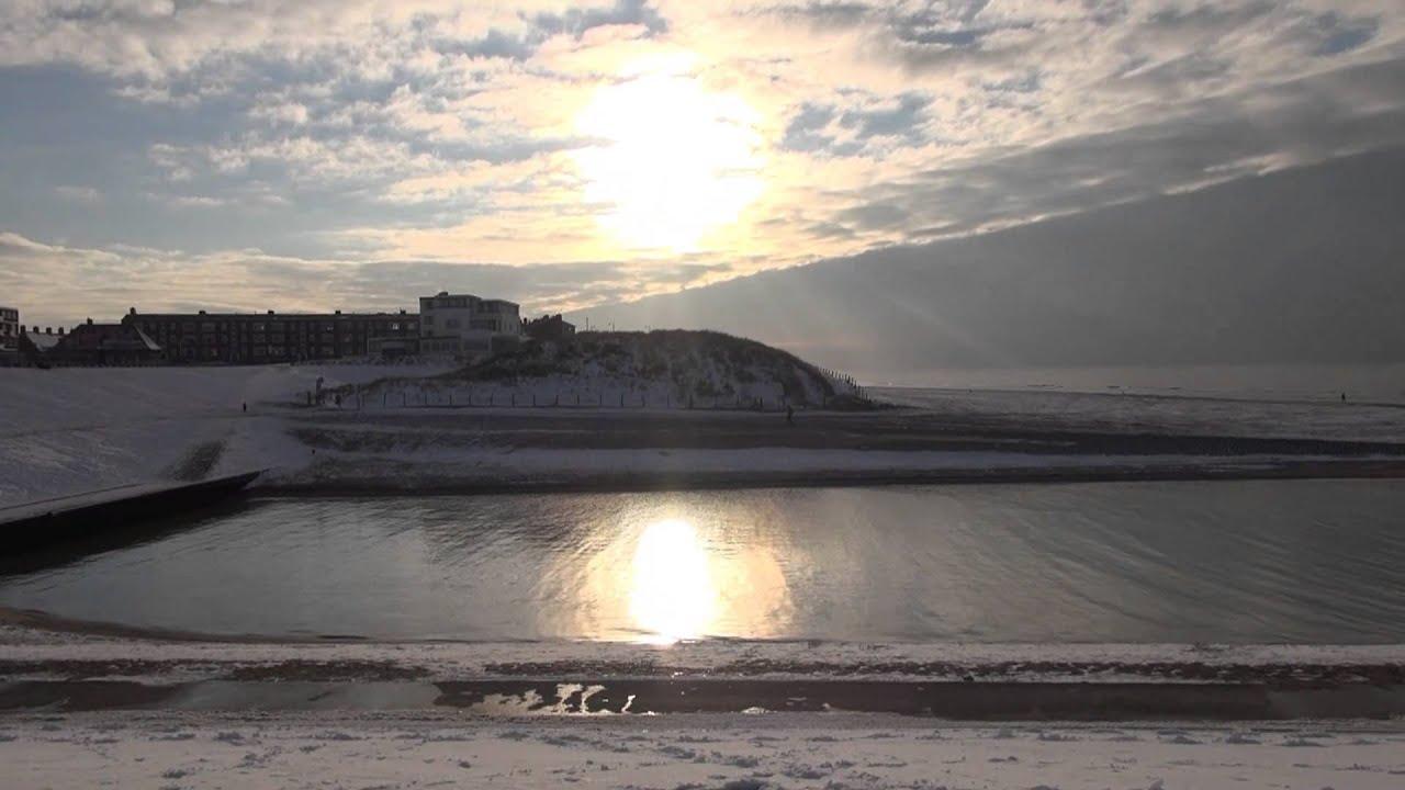 Winter 2013 watering en strand CX730 HD 1080p