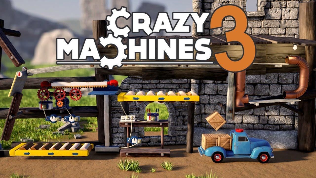 Crazy Machines Online Spielen
