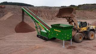 Video still for McCloskey Unveils SF50 Feeder Stacker