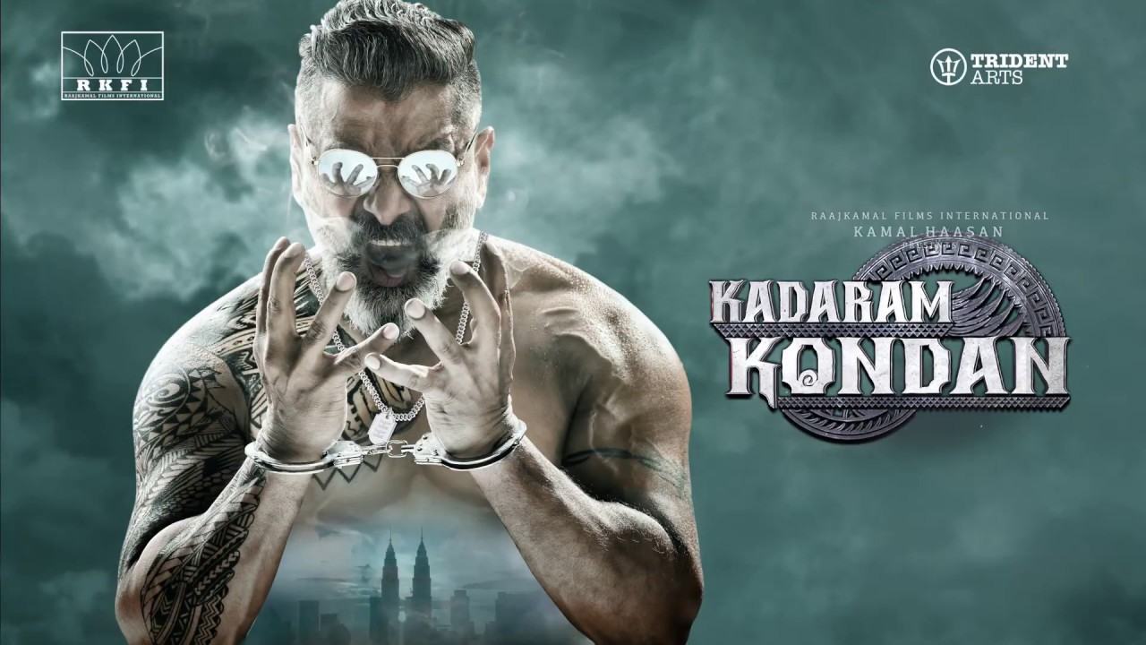 Image result for vikram kadaram kondan