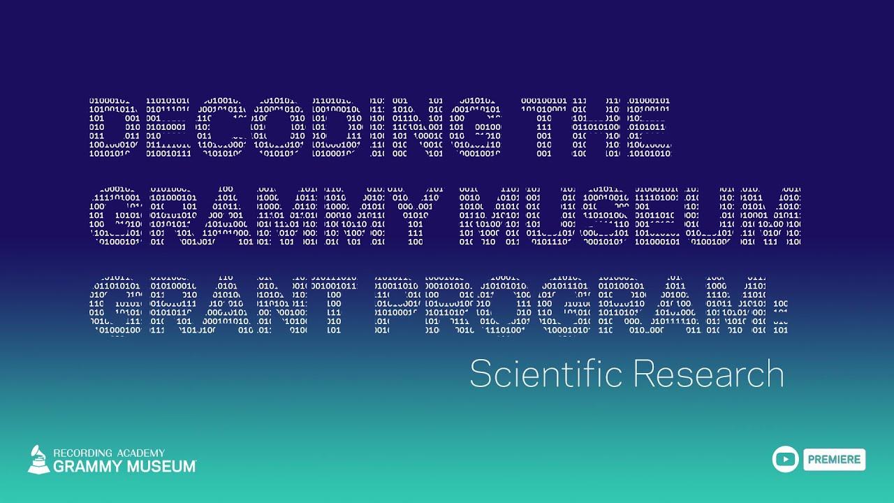 Decoding The GRAMMY Museum Grant Program: Scientific Research