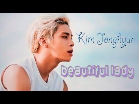 Kim Jonghyun - Beautiful lady [Sub esp + Rom + Han]