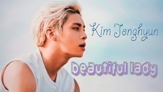 Download lagu Kim Jonghyun - Beautiful lady [Sub esp + Rom + Han] Mp3