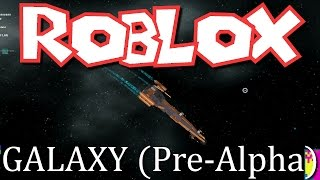 Roblox: Galaxy (Pre-Alpha Release)!