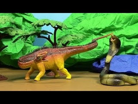 Archaeologist Egg Surprise! Surprise Dinosaur Puzzle 3D  Interesting Toys ไดโนเสาร์!공룡