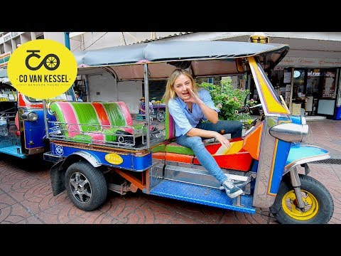 How to use a Tuk Tuk in BANGKOK (Co van Kessel guide)