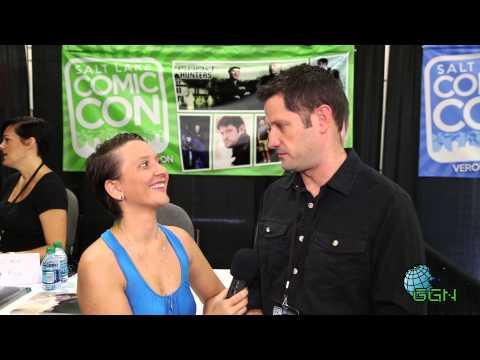 Salt Lake Comic Con - Grant Wilson Interview