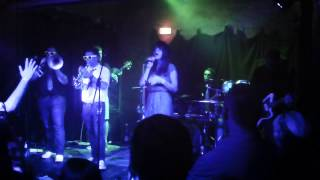 DieSKA (Female fronted Ska Rothenkirchen) Brown eyed girl Live @ Kronach 2014