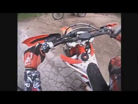 Endurando... Noi ci proviamo!!!! KTM 125 EXC/ HUSABERG 450 FE/ HM 80CC [By burndengines]