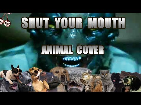 Pain - Shut Your Mouth (Animal Cover)