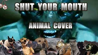 Baixar Pain - Shut Your Mouth (Animal Cover)
