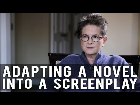 Adapting A Novel Into A Screenplay by Phyllis Nagy of CAROL