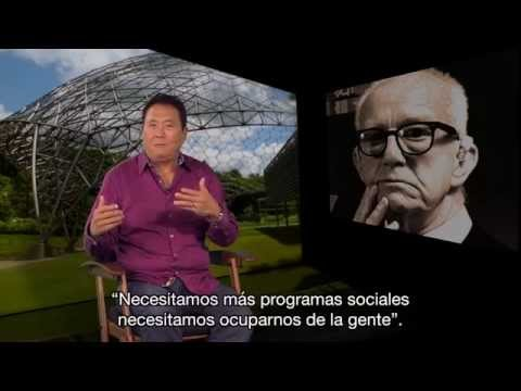 The Man Who Could See The Future, Buckminster Fuller /Spanish Subtitles