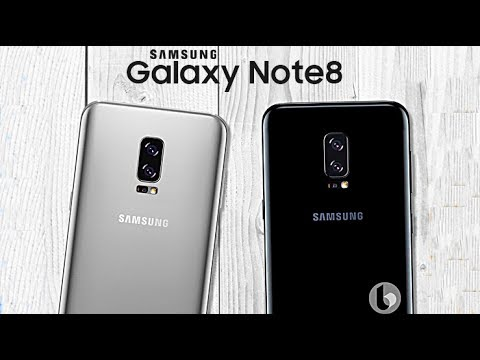 Galaxy Note 8 - HUGE NEWS!
