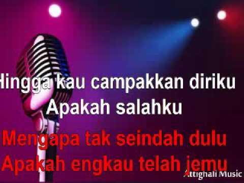 Mengapa dua   karaoke