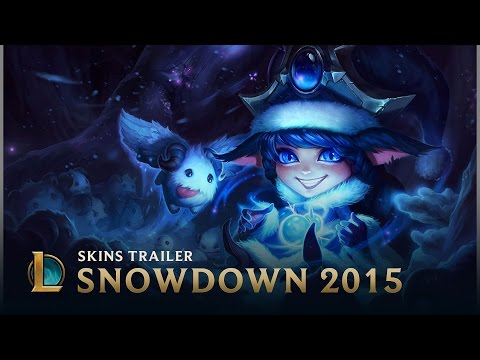 Winter Wonder Lulu | Skins Trailer - League of Legends