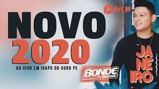 BONDE DO BRASIL 2020 - CD NOVO - REPERTÓRIO PROMOCIONAL DE FEVEREIRO 2020