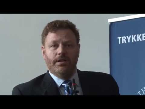 "Mark Steyn speaks at ""The Danish Muhammad cartoon crisis in retrospect"" conference"