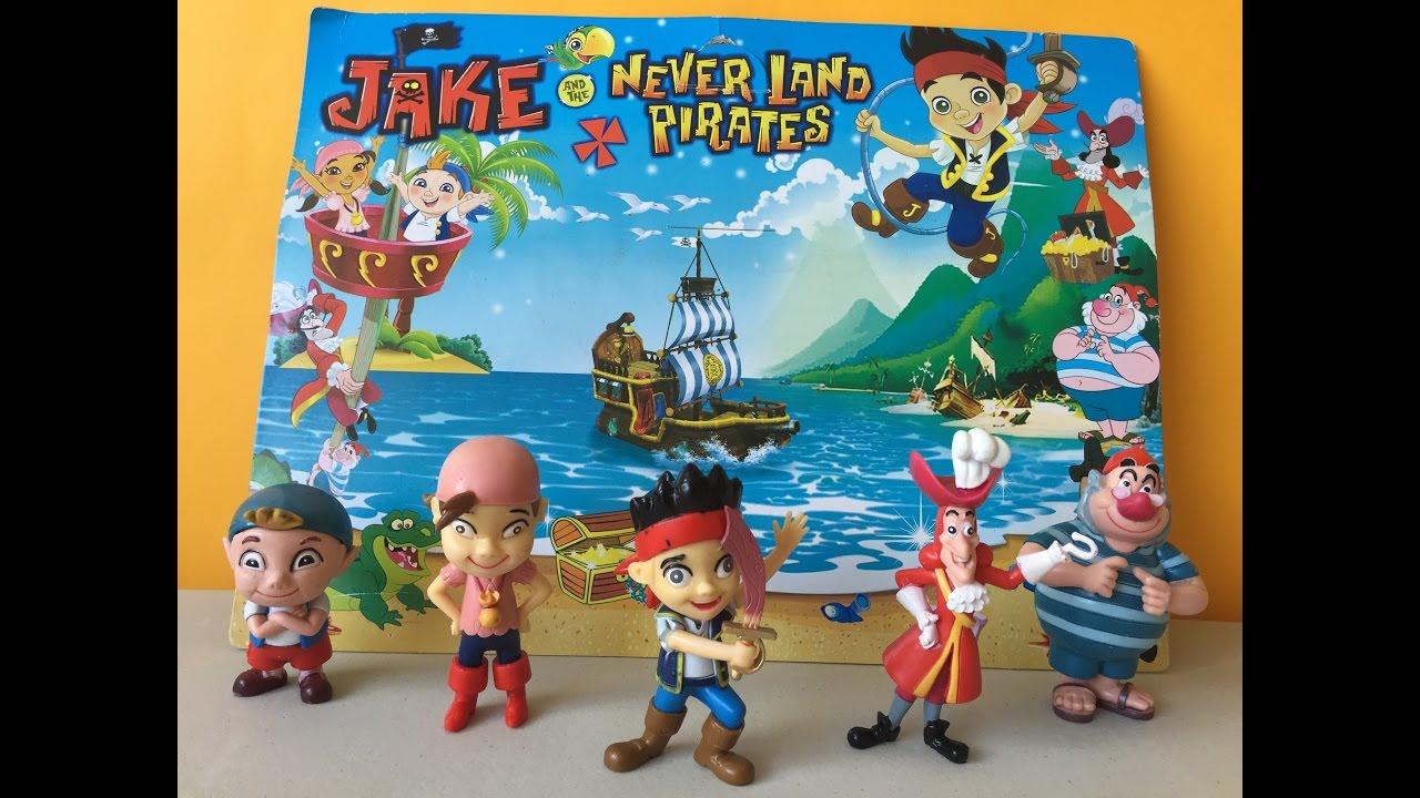 Jake Land Piratas Nunca The Pirates Los De Never Juguetes JamásAnd Kidsplace Town Y OZuwiXPkTl
