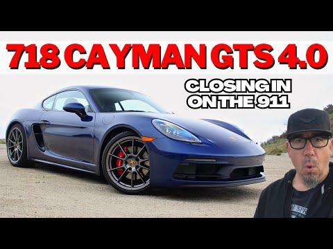 2021 Porsche 718 Cayman GTS 4.0 Review | The Sweet Spot