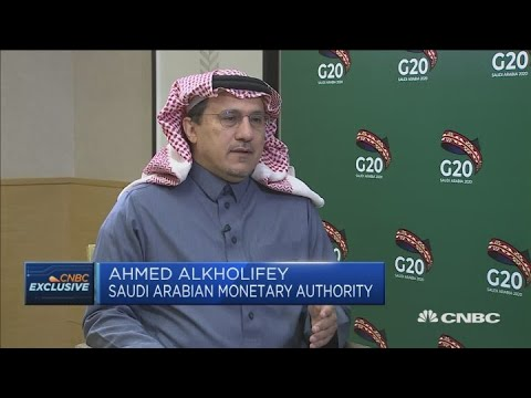 Saudi central bank governor: The global economy is at a crossroads