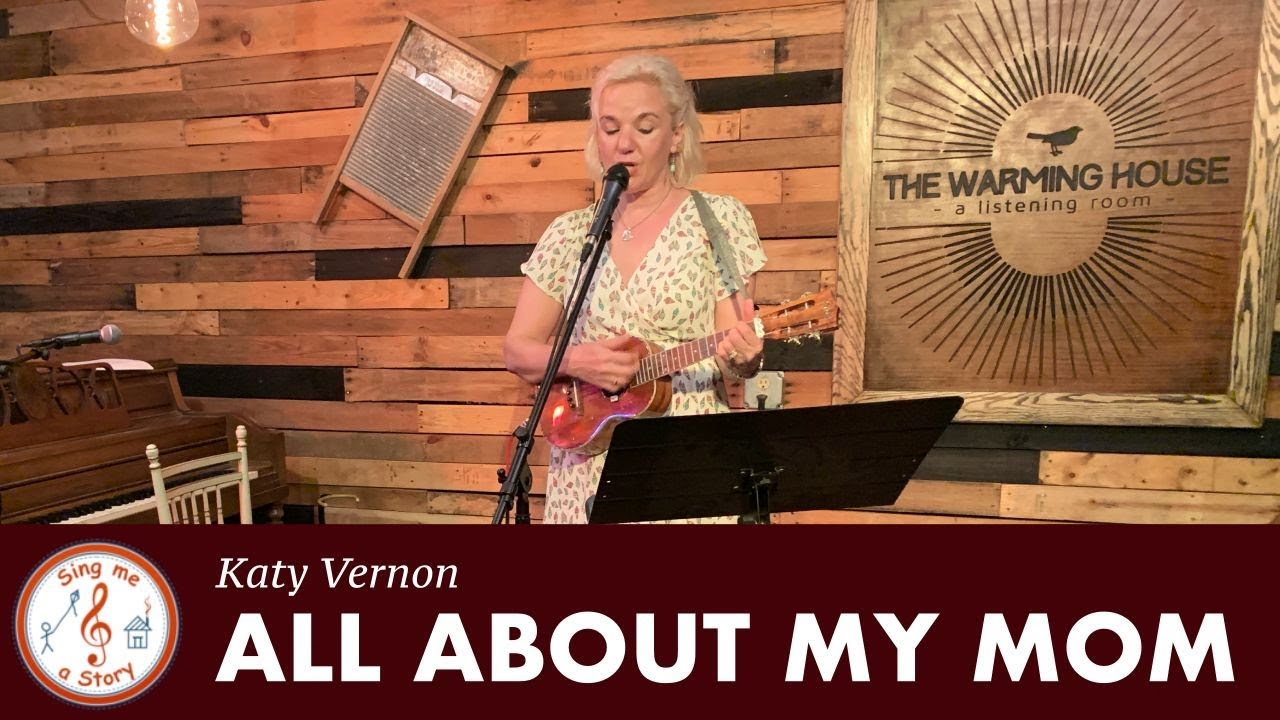 Sing Me a Story - Stories - All About My Mom
