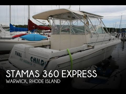 Used 1996 Stamas 360 Express for sale in East Greenwich, Rhode Island