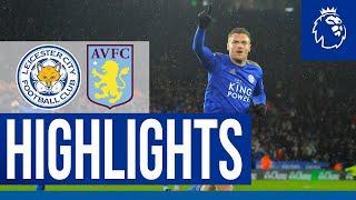 Foxes Dominate In Four-Goal Vicтory | Lęicęstęr Cİty 4 Asтon ViĮĮa 0 | 2019/20