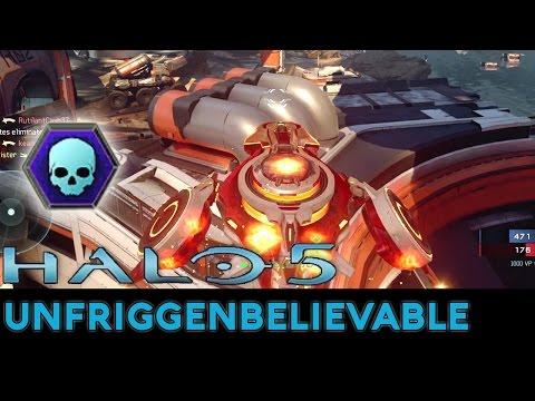 Halo 5: Guardians - Unfriggenbelievable with PistolHalo 2 BRPhaeton Helios