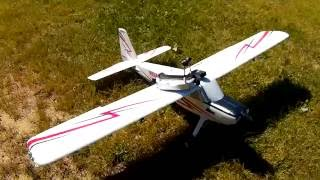 e flite timber stol fpv 2nd try at fpv flying with an rc airplane totally cool