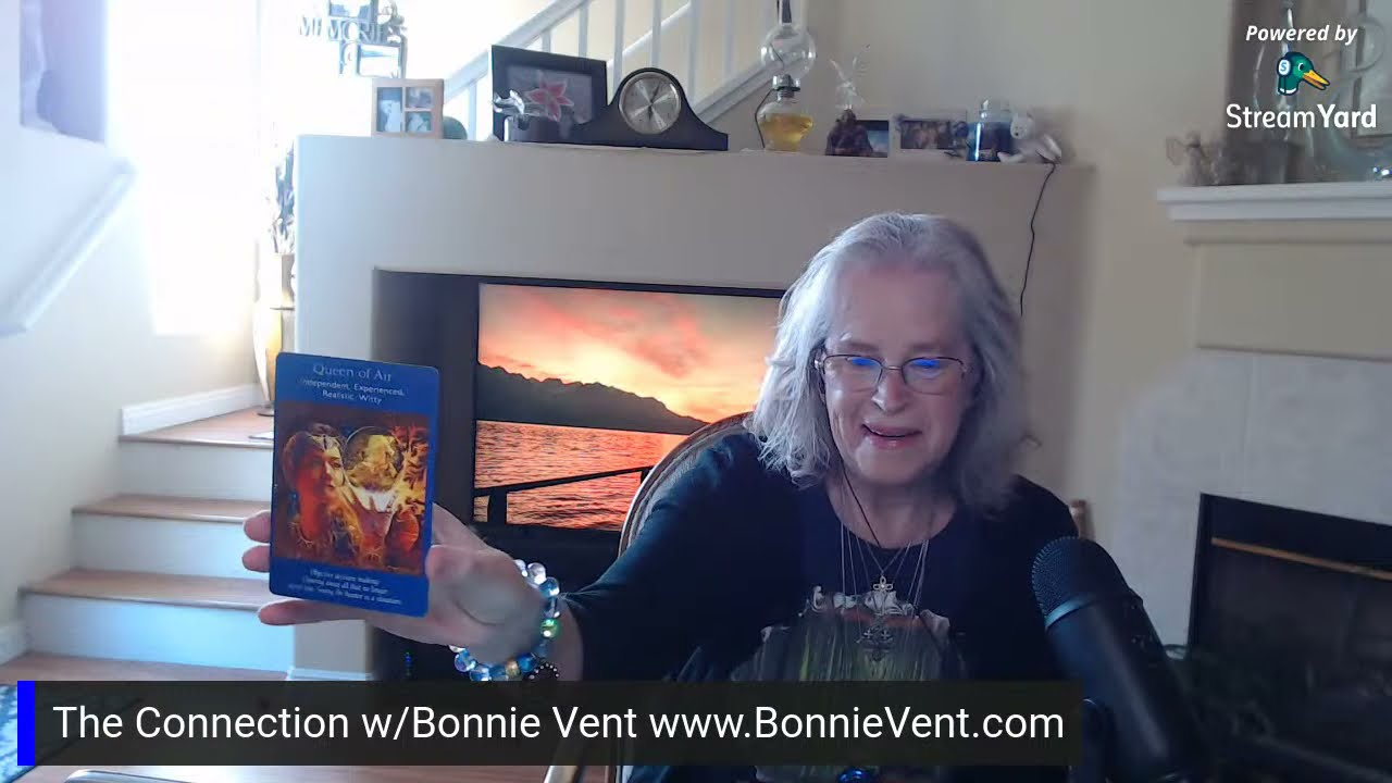 Energy Update - Bonnie Vent Channeling - Be the Crazy Inventor