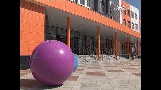 Новая школа в Южном городе 1 сентября примет первых учеников
