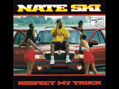 NATE SKI - YOU CAN'T (the rebird) 1997 detroit g-funk