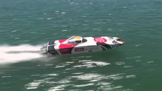 Beachlands Offshore Powerboat race - promo edit