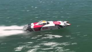 Beachlands Offshore Powerboat race - promo edit