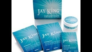 Jay King Jewelry Cleaning and Polishing Kit