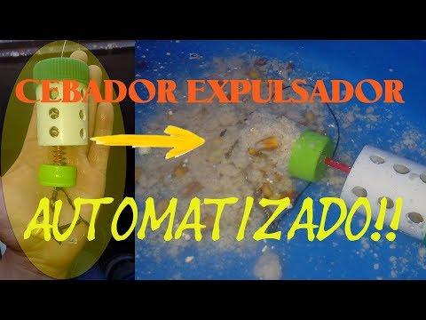EXTRAORDINARIO CEBADOR DE EXPLULCION AUTOMATICA