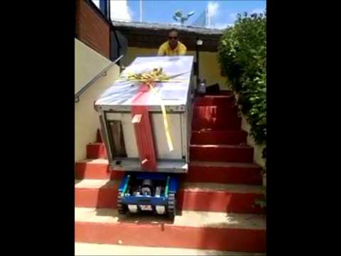 Subir maquina por escaleras youtube - Como subir muebles por escalera caracol ...
