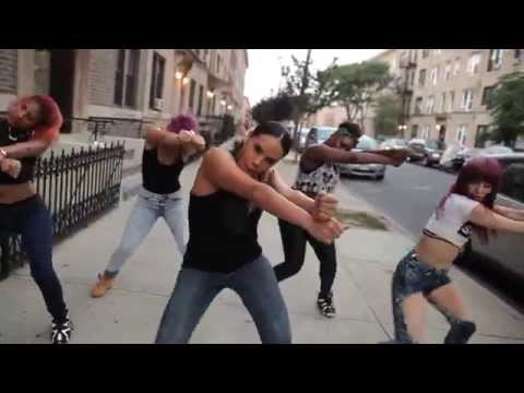 Tinashe- 2 On ft. Schoolboy Q Choreography by: Hollywood