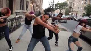 Tinashe 2 On Ft Schoolboy Q Choreography By Hollywood