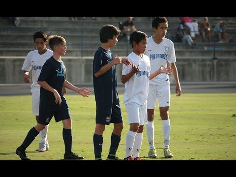 '02/'03: Pateadores Academy vs Santa Barbara Soccer Club