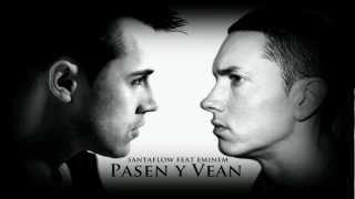 Santaflow - Pasen y vean (feat. Eminem)