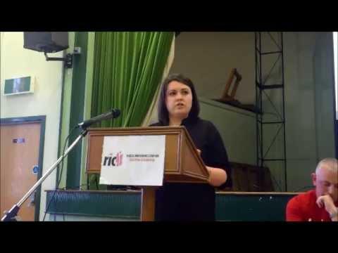 RIC D&G public meeting in Annan 13/08/2014
